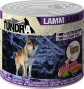 Dog Food Lamb 6x600 g