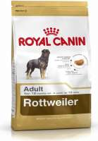 Royal Canin Breed Health Nutrition Rottweiler Adult 12 kg, 3 kg