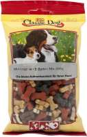 Snack Mini Bones with Five Meats Variety 200 g