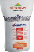 Almo Nature Alternative Extra Small + Small Kip en Rijst 3.75 kg