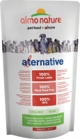 Almo Nature Alternative Extra Small + Small Lam en Rijst 750 g