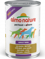 Almo Nature DailyMenu Adult Dog Eend 400 g 8001154123807