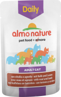 DailyMenu Adult Cat Kalf & Lam 70 g