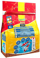 Pond Koi Sticks Colour & Growth 4 l 4 l