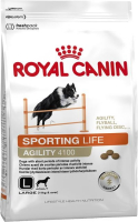 Royal Canin Lifestyle Health Nutrition - Sporting Life Agility 4100 Large 3 kg, 15 kg