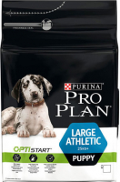 Purina Pro Plan Large Puppy Athletic - Optistart  rijk aan kip  3 kg