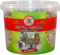 Hoppel Mobbel Feed for all Rodents 2.5 kg