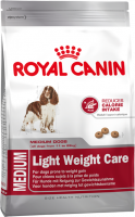 Royal Canin Size Health Nutrition  Medium Light Weight Care 3 kg
