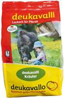 Treats for horses with herbs 1 kg