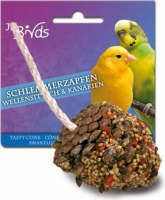 Birds Tasty Cones for Budgerigars and Canaries 2x120 g