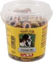 Doces Snack Mix no balde 500 g
