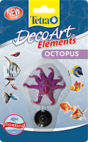 Tetra DecoArt Elements Octopus  Octopus