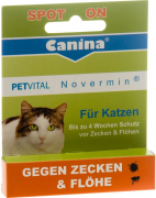 Petvital Novermin for cats 2 ml