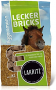 Tasty Bricks Liquorice 1 kg