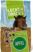 Tasty Bricks Apple 1 kg Paardenvoeding