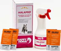 Halamid with Spray bottle 4x500 ml