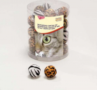 Plush Ball for Cats 4.5 cm