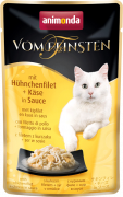 Vom Feinsten Adult with Chicken Fillet & Cheese Sauce - EAN: 4017721836814