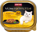 Vom Feinsten Adult with Turkey in Tomato Sauce 100 g