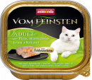 Vom Feinsten Adult with Turkey, Chicken breast + Herbs 100 g Animonda