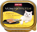 Vom Feinsten Adult with Turkey, Beef and Carrot 100 g