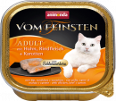 Vom Feinsten Adult with Chicken, Beef and Carrot 100 g