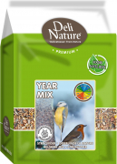 Alimento para Aves Silvestres Year Mix 20 kg
