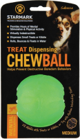 Treat Dispensing ChewBall (Ø7cm) Verde neón