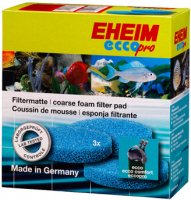 Coarse Filter Pad ecco 3 pieces Blauw