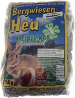 Mountain Field Hay with Dandelions 750 g