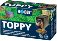 Toppy, Voederapparaat