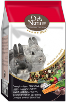 5 Star menu - Dwarf rabbits sensitive 2.5 kg