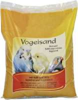 Bird sand with lime and anise 2.50 kg