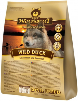 Wild Duck Small Breed Pato y Patatas 15 kg