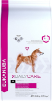 Eukanuba Daily Care Sensitive Digestion, Kip 12.5 kg