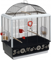 Cage - Palladio 3 Decor Black Zwart