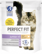 Perfect Fit Junior < 1 Rico em Frango 750 g