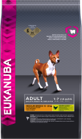Eukanuba Adult Medium Breed, Kip 15 kg