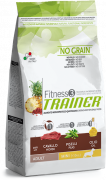 Fitness3 Trainer - Adult Mini with Horse meat, Peas and Oil 2 kg