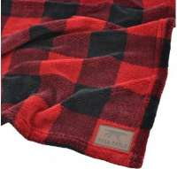 Fleece Blanket - Hunters Plaid 50x76 cm