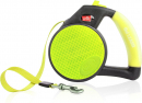 Reflective Gel Leash, Yellow Geel