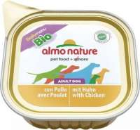 Almo Nature DailyMenu BIO Adult Dog Kip 300 g 8001154121179