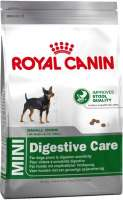 Royal Canin Size Health Nutrition Mini Digestive Care 10 kg, 2 kg, 800 g