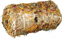 Pure Nature Straw Bale with Flowermix 200 g