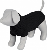 Trixie Jersey King of Dogs 45 cm Negro