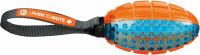 Trixie Pelota Rugby Push to Mute, TPR, ø12/27 cm Rugbyball  Multicolor