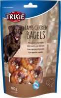 Premio Lamb Chicken Bagels 100 g