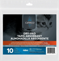 Careco Cat-Dry-Pad 10 Dry-Pads