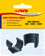 LED Fixture Clips Noir