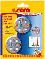 Sera LED Chips - Cardinal Red